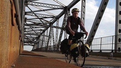 The Biking Limner