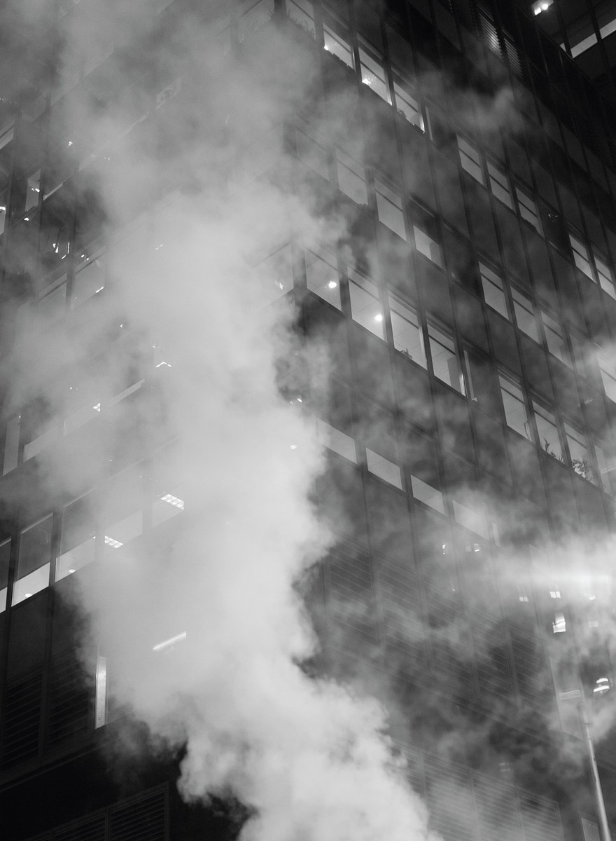 Wall Street di notte