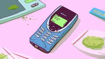 Dealerii britanici dau cocaină la schimb pentru telefoane Nokia 8210