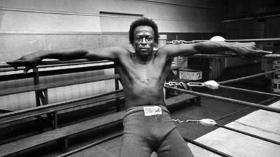 'No me pegues en la boca, tengo que tocar esta noche', Miles Davis y el boxeo