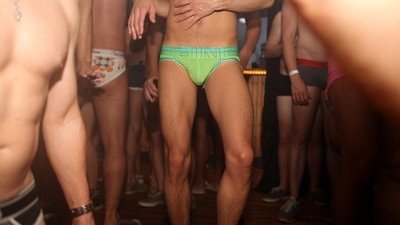 Can Young Gays Enjoy Fire Island?