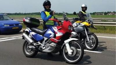 Der erste muslimische Biker-Club in Holland