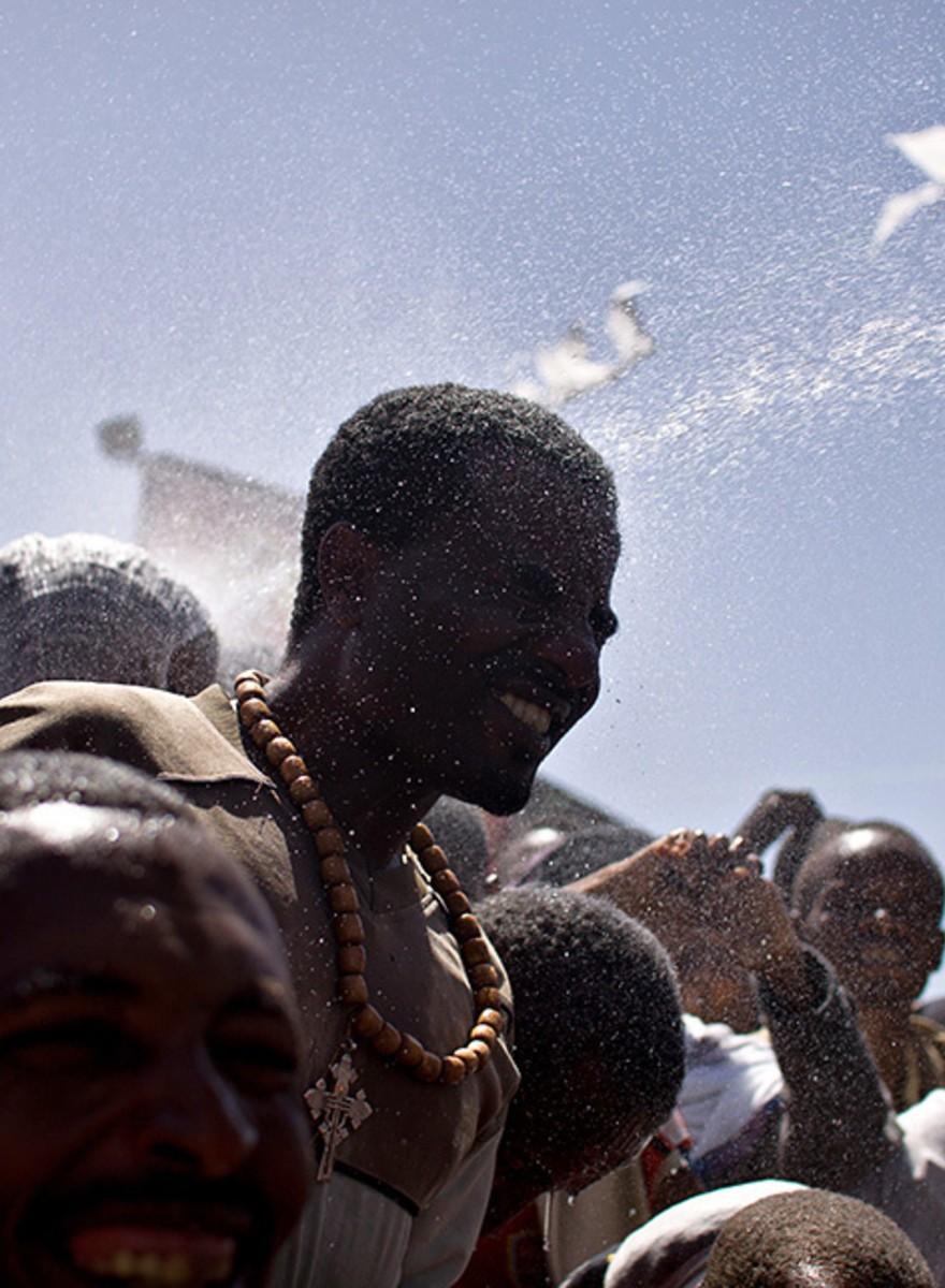 Exorcisme in Ethiopië