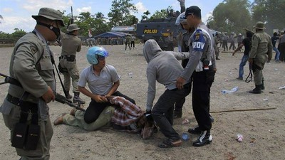 There are Continued Calls for Freedom as Villages Burn in West Papua