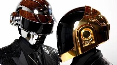 Este es el trailer de la película de Daft Punk