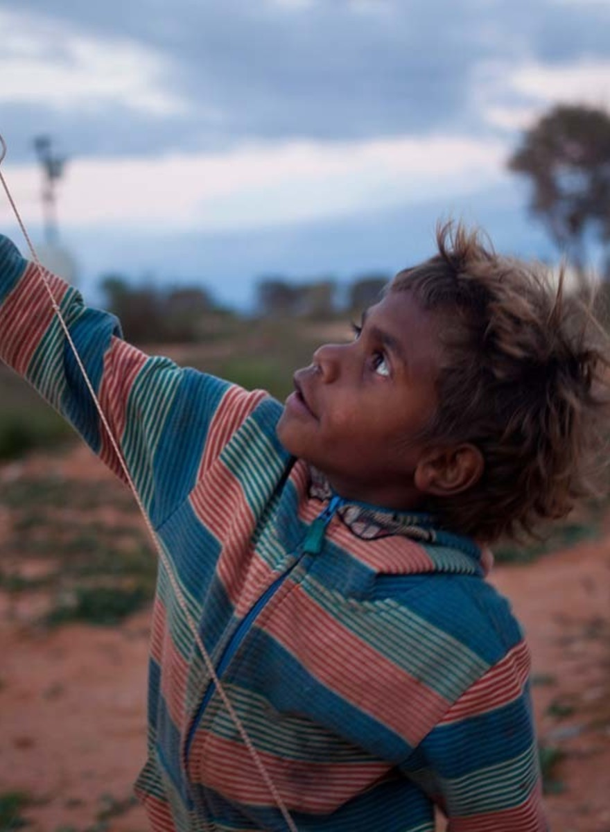 Tim Hillier dreht HipHop-Videos mit jungen Aborigines