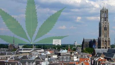 Utrecht denkt de wietwetten te slim af te zijn