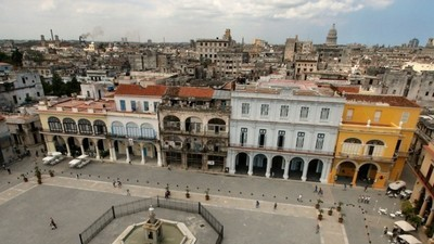 The Cuba Diaries: One Day with a Havana Sports Fan