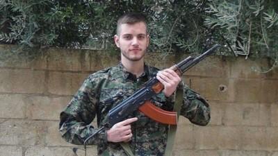 Mit dem Gewehr nach Syrien—sag warum, Rene?