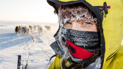 This Couple Is About to Embark on a Four-Month Dogsled Journey Through the Arctic