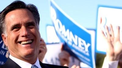 Of Course Mitt Romney Isn't Running for President