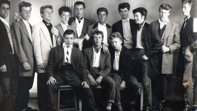 Greased Quiffs and Switchblades: Growing Up Teddy Boy in 1970s England