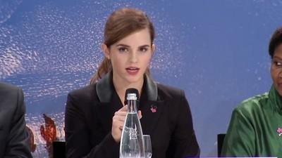 Emma Watson, porta-voz do novo feminismo