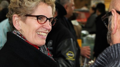 The Premier of Ontario May Have Tried to Buy Off One of Her Candidates