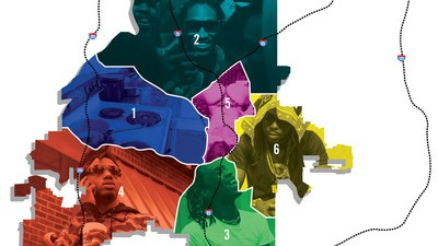 The Noisey Guide to ATL's Trap Map