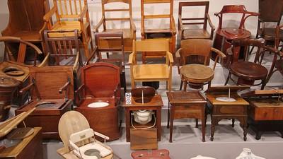 Muzeum historických nočníků a toalet