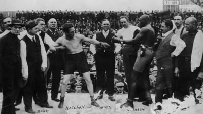 The War on Jack Johnson: Boxing's First Black Heavyweight Champion Versus the World