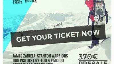 Câştigă un pachet de o săptămână la festivalul Snowride în Franţa