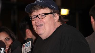"""Michael Moore im Interview über """"American Sniper"""", das Ende Sarah Palins und posttraumatische Belastungsstörung"""