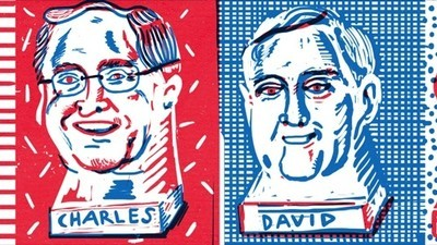 Your Guide to the Koch Brothers, America's Favorite Dark Money Billionaires
