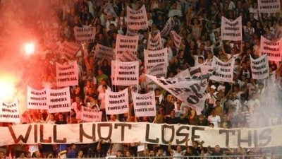 Against Modern Football: The Controversial Movement to Reclaim a Sport from Capitalism Gone Mad