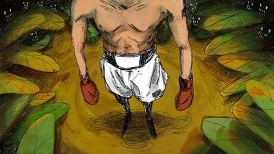 How Boxing Taught Me to Survive