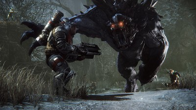 Don't Bet on 'Evolve' Being Another 'Left 4 Dead'