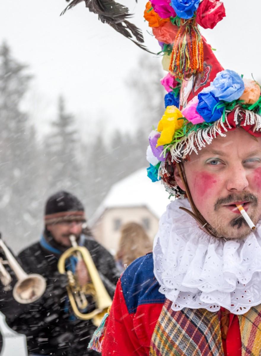 Karneval in der Tschechischen Republik