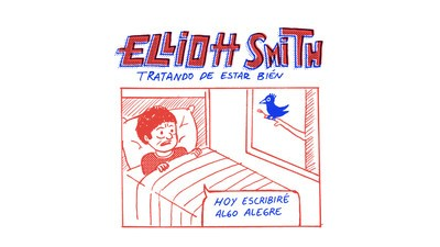 Elliott Smith, un cómic de Pachiclón