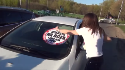 We Talked to the Russian Vigilante Group Policing Terrible Drivers