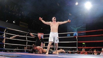 Victoria Could be Overturning its Cage Fighting Ban