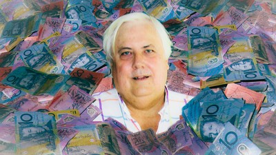 Clive Palmer Proves it's Not Worth Buying Yourself a Political Party