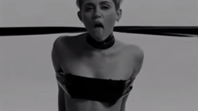 Pornhub and Miley Cyrus Are Bringing Sex Back to New York City