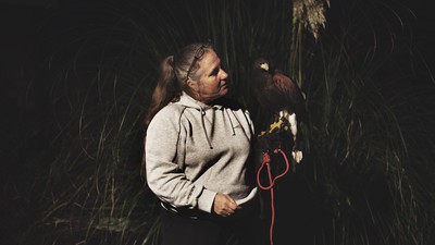 Meet the Woman Who Saves England's Lost Birds of Prey