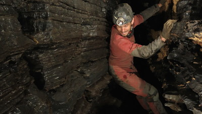 Going Deep with One of Canada's Most Extreme Young Cavers