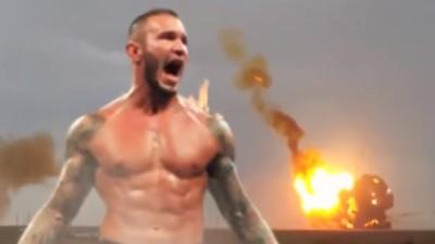 Ein Wrestler kämpft gegen Raumschiffe, Idioten und Kleinkinder