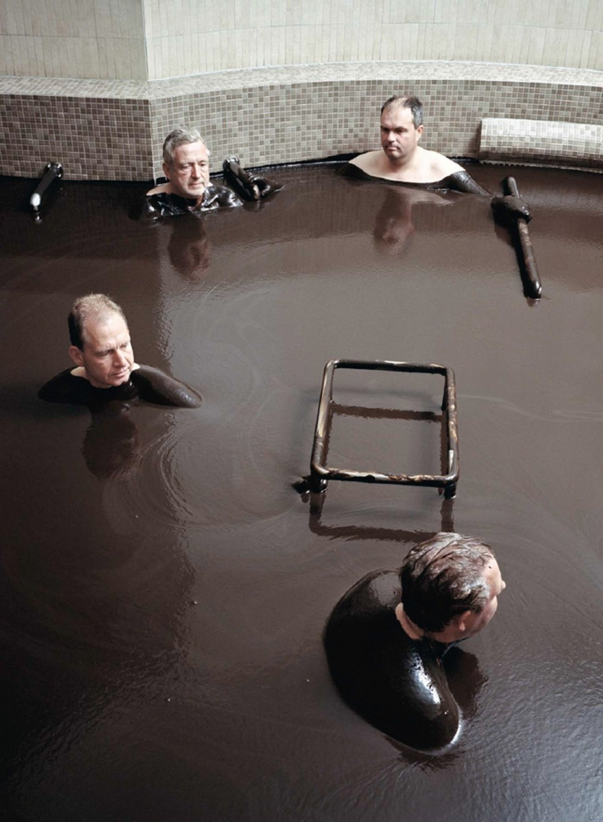 The Futuristic Folklore of German Spa Towns