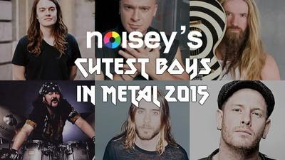 Die süßesten Boys im Metal