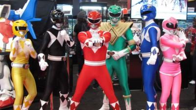 De bewogen levens van Power Rangers