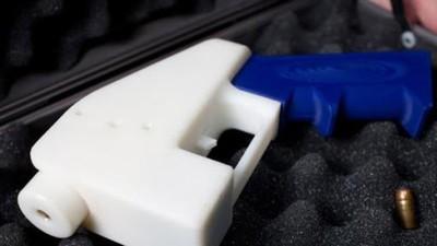 Moeten we ons druk maken om 3D geprinte wapens?