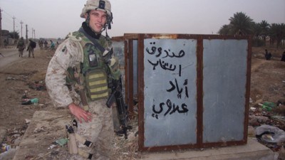 A Former Combat Advisor Is Exploring the War on Terror through the Eyes of a Young Afghani