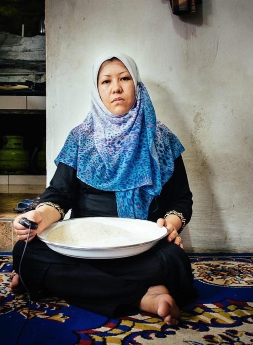 Photos of Hazara Refugees Trapped in Indonesia on Their Way to Australia
