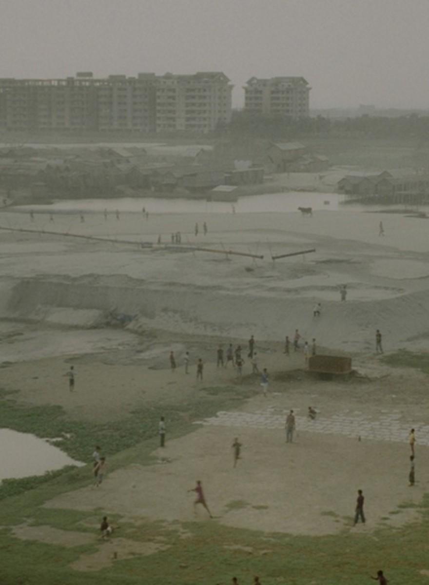 Photographs of  Bangladesh's Dying Buriganga River