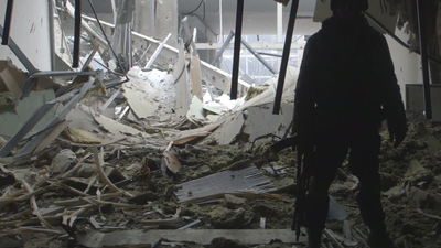 The Ruins of Donetsk Airport: Russian Roulette