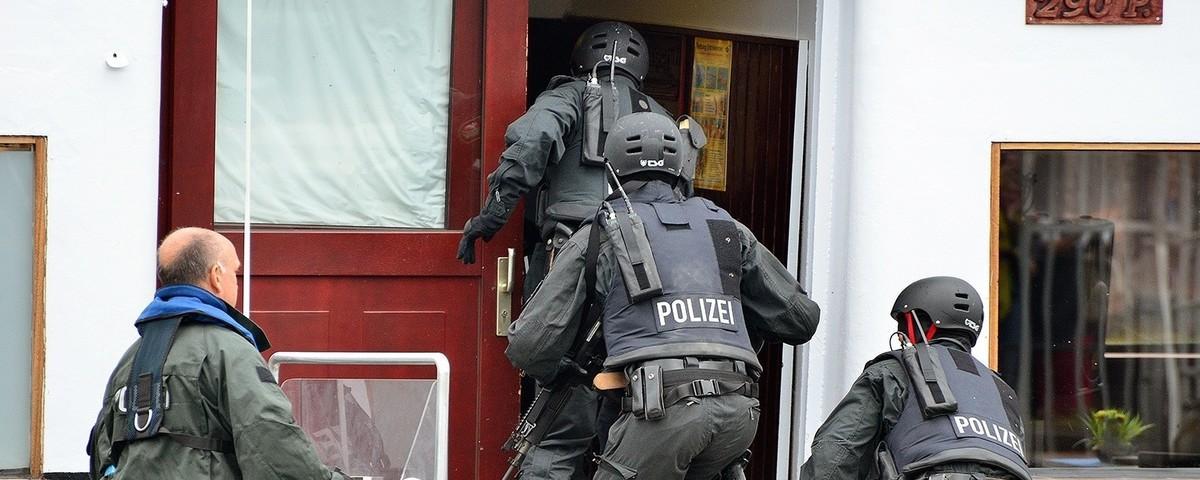 Wie sich eine ganz normale Hausdurchsuchung in Bayern anfühlt