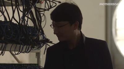 VIsitamos una mina de bitcoin en China