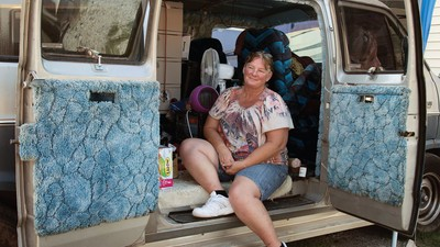 La mano de obra itinerante y en edad de jubilación de Amazon