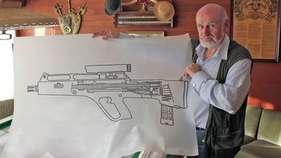 Wie ein Erfinder auf der Suche nach der perfekten Waffe fast alles verlor