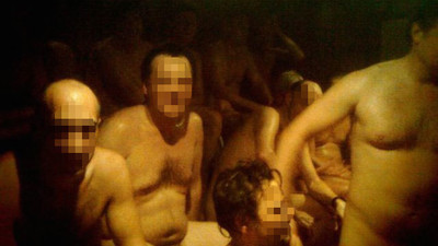 This Is What a Night in North London's Top Swingers' Sauna Is Like