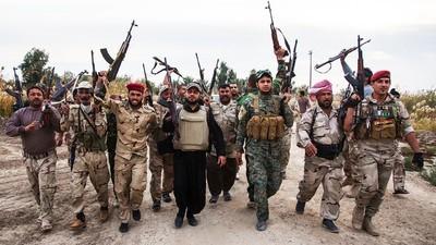 La batalla por Irak: milicias chiitas contra el Estado Islámico